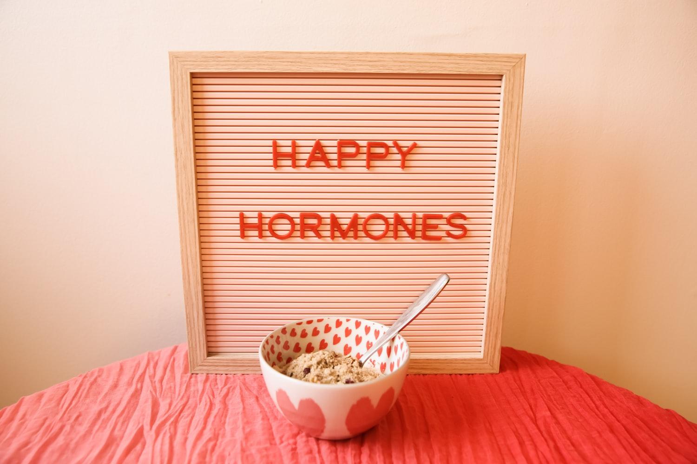 hormonen uit balans