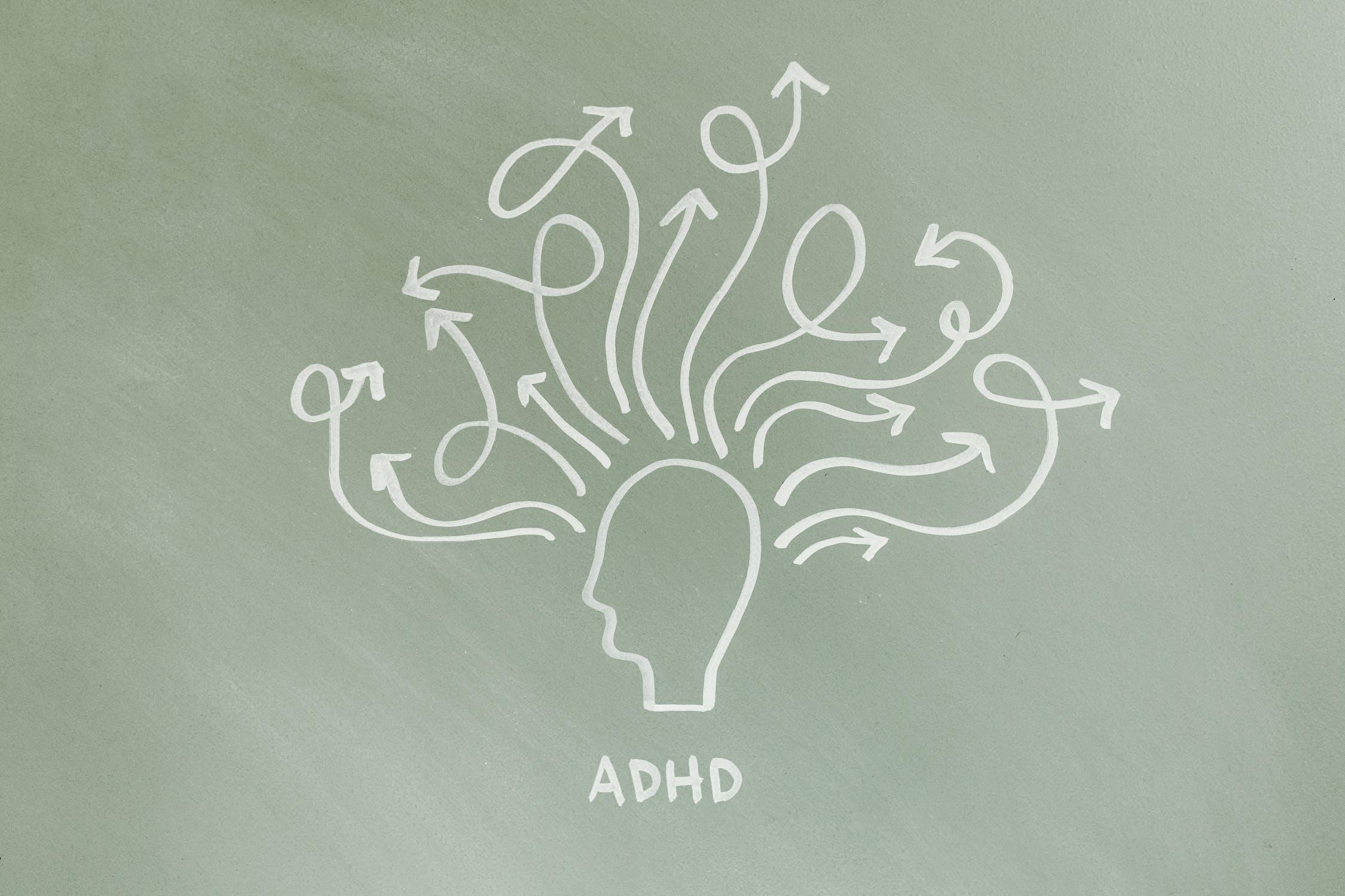 De verschillende oorzaken van ADHD